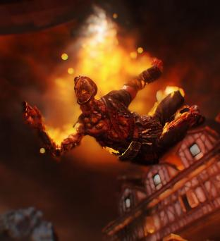 Wolfenstein: The Old Blood Xbox One Review