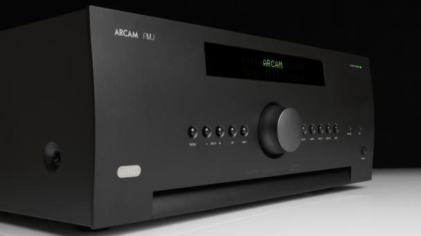 Arcam AVR390 7-Channel AV Receiver Review