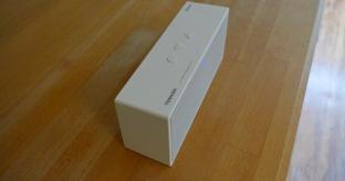 Toshiba TY-SP3 (TY-SP3EU) Portable Bluetooth Speaker Review