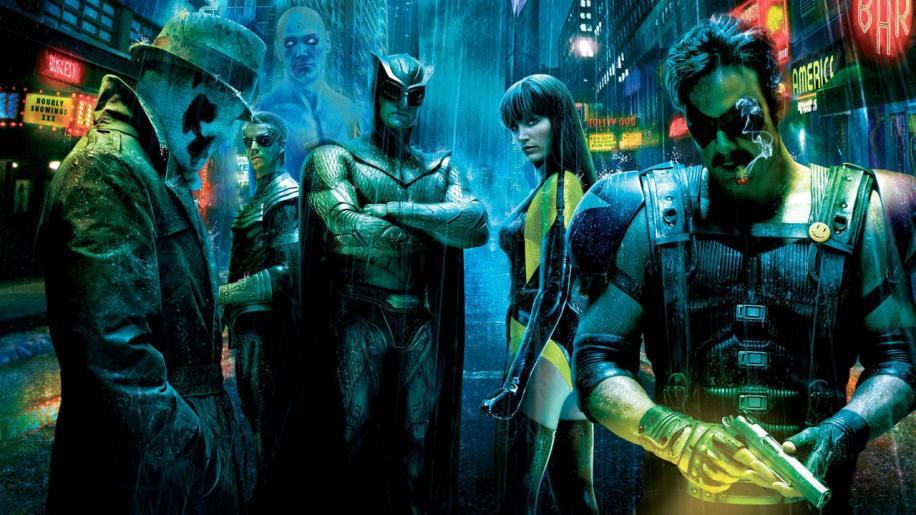 Watchmen Review