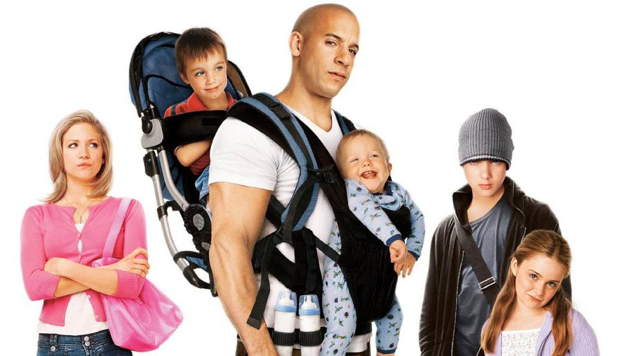 The Pacifier DVD Review