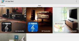Yamaha Navi app unifies wireless product control