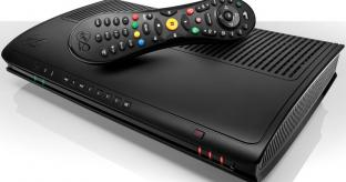 Virgin Tivo-Digital Personal Video Recorder