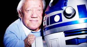 Star Wars R2-D2 Actor Kenny Baker Dies