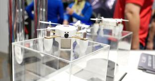 VIDEO: CES 2015: Droning On...