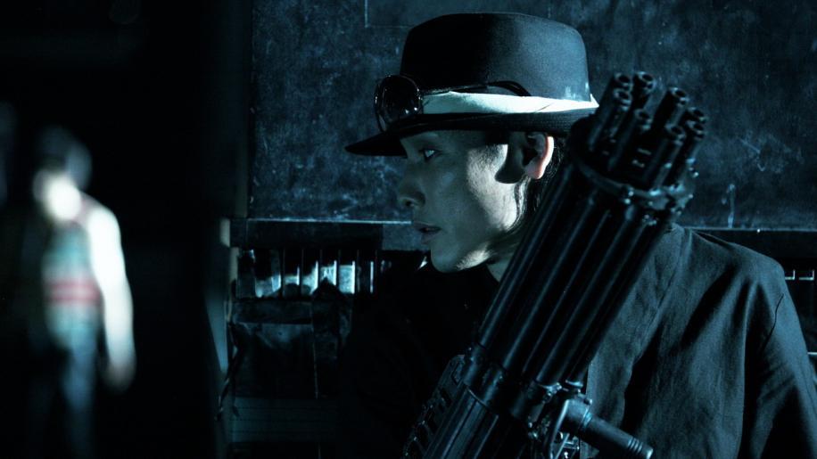 Yakuza Weapon Review