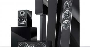 Acoustic Energy 3 Series 5.1 System Review