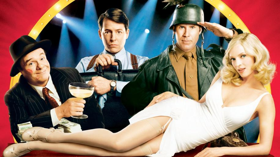 The Producers DVD Review