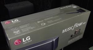 VIDEO: Unboxing the LG HS9 Soundbar