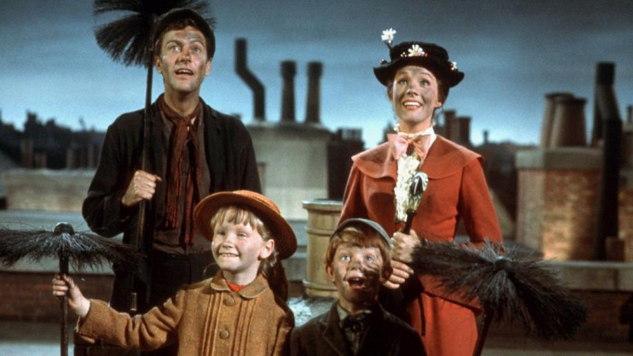 Mary Poppins: 40th Anniversary Edition DVD Review