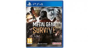 Metal Gear Survive Review (PS4)