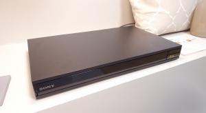 VIDEO: Sony launch UBP-X800 4K Blu-ray player and HT-ST5000 Dolby Atmos soundbar