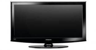Hitachi (L22DG07U) 22 Inch LED LCD DVD Combi TV Review