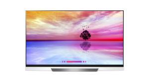 LG 55E8V OLED 4K TV Preview