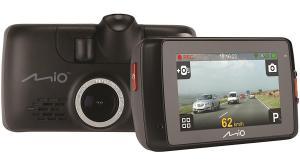 Mio MiVue 658 WIFI Dash Cam Video Review