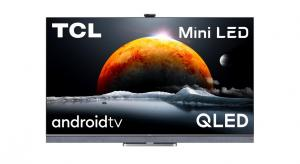 TCL reveals C82 Mini-LED and C72+ QLED TVs for Europe in 2021