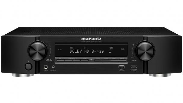 Marantz NR1509 AV Receiver Review
