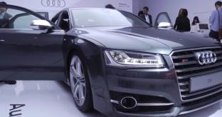 CES 2014: Car Tech - Audi Concept Quattro Sports, A3 and S8