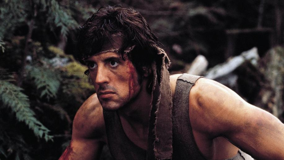 The Rambo DTS Trilogy DVD Review