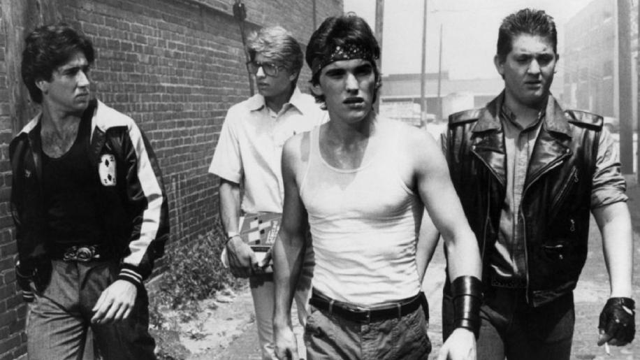 Rumble Fish DVD Review