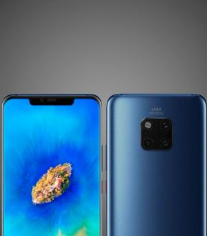 Huawei Mate 20 and Mate 20 Pro Announced