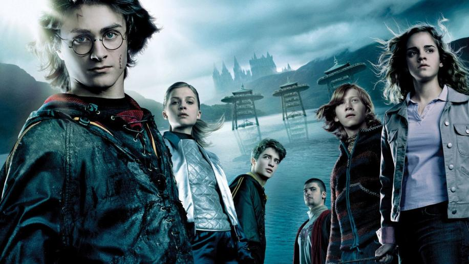 Harry Potter and the Goblet of Fire - 2 Disc Special Edition DVD Review