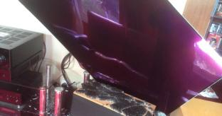 From the Forums: Life's (not) Good as 65-inch 4K OLED falls off wall through glass cabinet