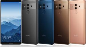 Huawei Unveils the Mate 10 & Mate 10 Pro Smartphones