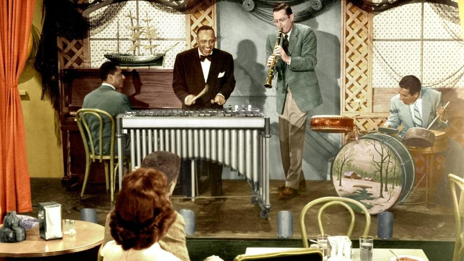 The Benny Goodman Story DVD Review