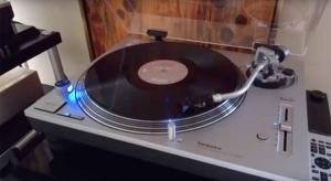 VIDEO: Technics launch SL1200GR turntable at CES