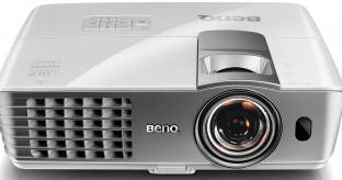 BenQ W1080ST+ DLP Projector Review