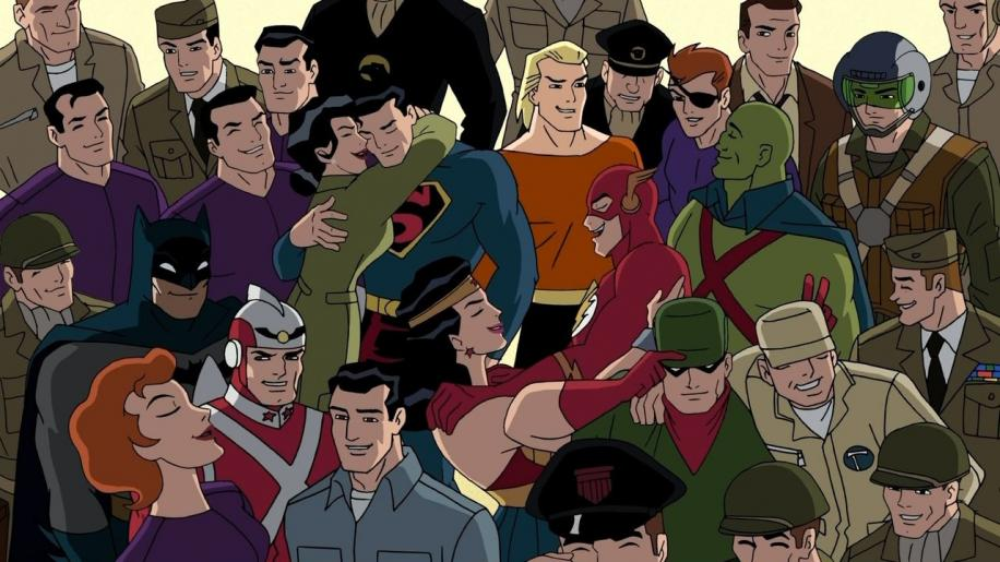 Justice League: The New Frontier Review