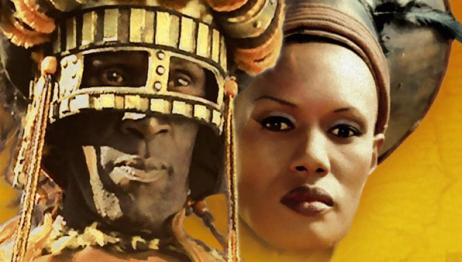 Shaka Zulu DVD Review