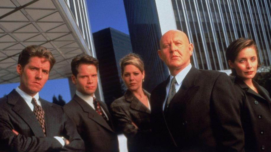 Murder One: Season 2 DVD Review