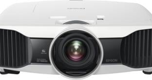 Epson TW8100 (EH-TW8100) 3 Chip LCD 1080p 3D Projector Review