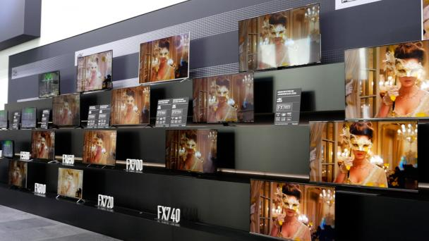 Panasonic expands 4K TV line-up with new LCDs at European Convention