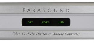Parasound Zdac Digital to Analogue converter Review
