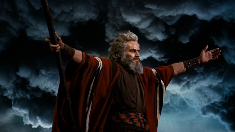 The Ten Commandments:50th Anniversary Edition DVD Review