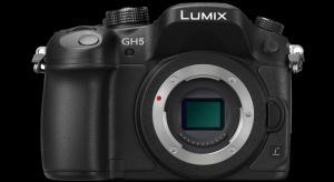 Panasonic announce LUMIX GH5