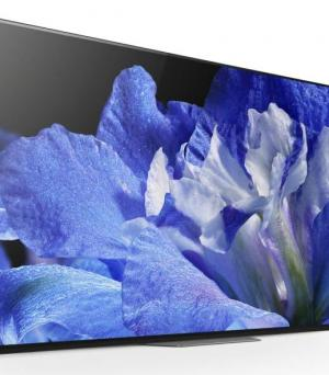 CES 2018 News: Sony 2018 OLED and LED TV Line-up Announced