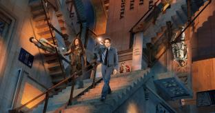 Night at the Museum: Secret of the Tomb Blu-ray Review