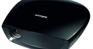 InFocus X10 Full HD 1080 DLP Projector Review
