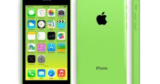 Plastic, $99 iPhone 5C replaces iPhone 5