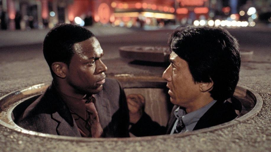 Rush Hour 2 DVD Review