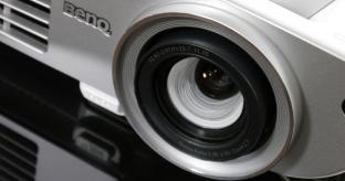 BenQ W1300 3D DLP Projector Review
