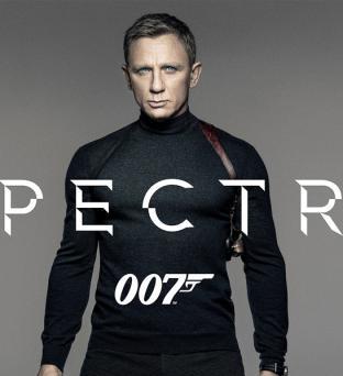 SPECTRE Teaser Trailer Arrives