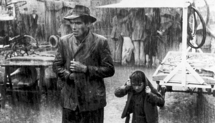 The Bicycle Thieves DVD Review