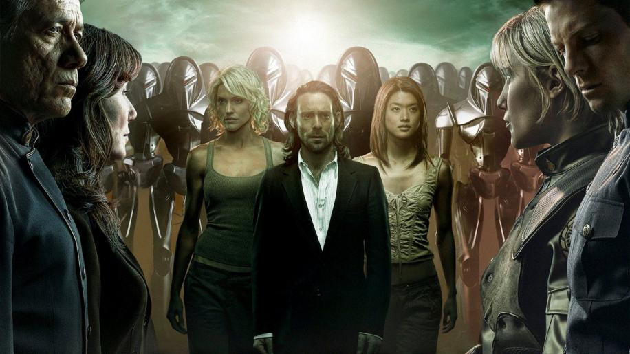 Battlestar Galactica: Season 2.0 DVD Review