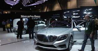 CES 2104 - Mercedes S Class - Smart, Safe and Stylish