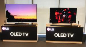 LG demo OLED and SUPER UHD 2018 TVs